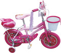 12 inch pink girls bike baby bike with good quality