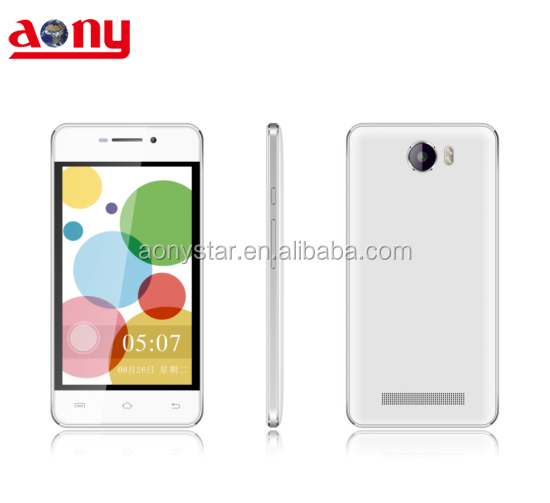 Factory OEM android smart phone 24USD cheap 4inch spreadtrum 3G mobile phone
