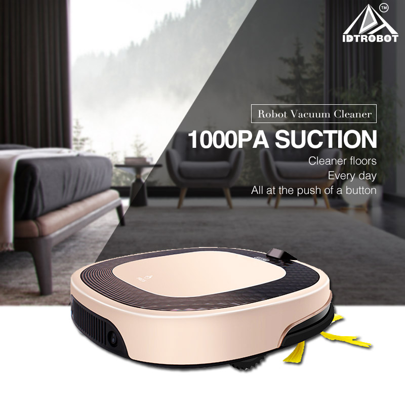 Multifunctional automatic robot vacuum cleaner wet dry vacuum cleaner vacum cleaner