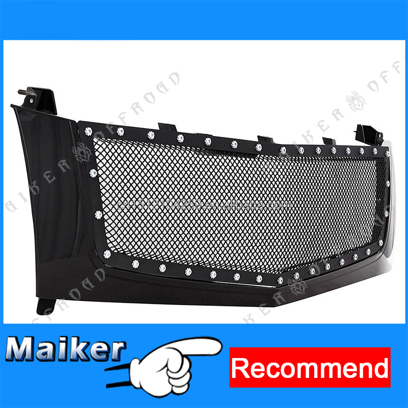 Packaged black grille For Cadillac Escalade 2002 - 2006 car parts