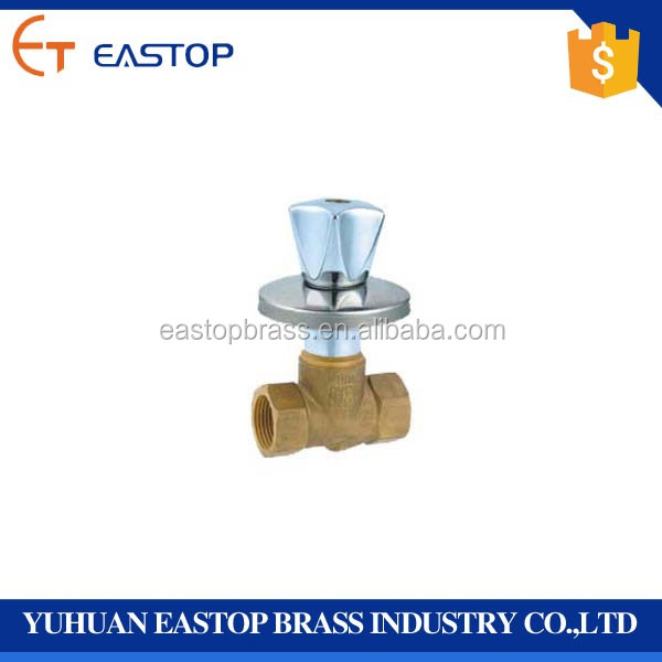 China Supplier Stainless Steel Valve Brass Ball Check