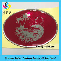 2015 Self-adhesive DIY clear round square and other shape Epoxy Sticker for Pendants, for phone, bottle caps