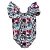 New design girls romper kids bodysuits summer infant clothing newborn baby clothes