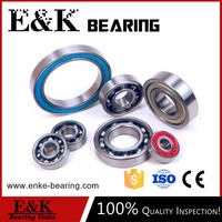 Electric Motor Bearing 6203 ZZ Miniature Deep Groove Ball Bearing for Ceiling Fan Bearing 6203 2RS Motorcycle Ball Bearing