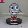 Resin Toy Figurines , Cartoon Style Toy Figurines Decor