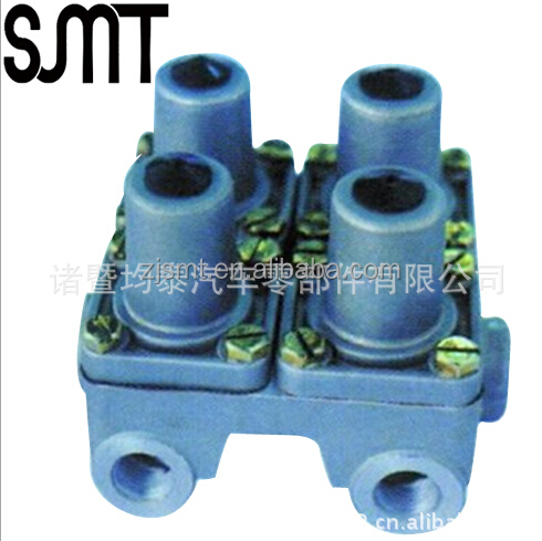 FOUR-CIRCUIT PROTECTION VALVE 9347022500 for mercedes-BENZ truck spare part