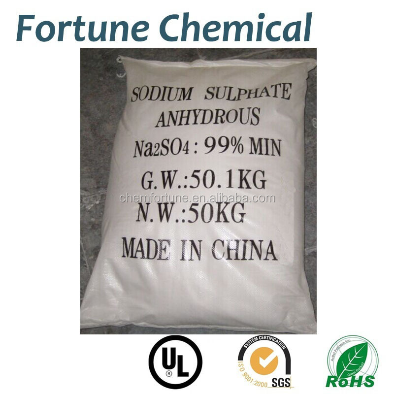 Sodium Sulphate Anhydrous / SSA / Na2SO4