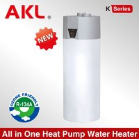 2015 fashion all in one air source heat pump water heater