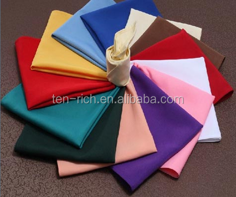 wholesale 100% Polyester Napkin for Hotel
