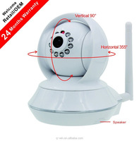 1mega pixel support ONVIF PnP WIFI HD IR Pan 335 degree Tilt 120 degree indoor ip camera