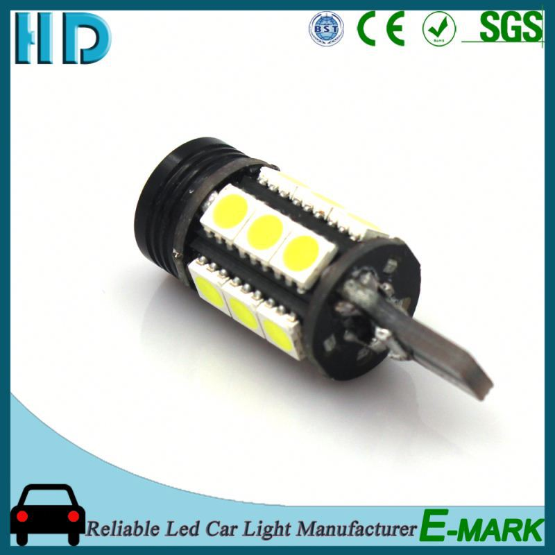 2016 new design festoon canbus led auto light t10 5w bulb 5050