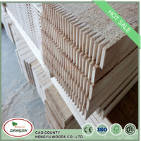 FSC Certified Paulownia Wedge Joint Board Low Price Caoxian Paulownia Finger Jointed Board