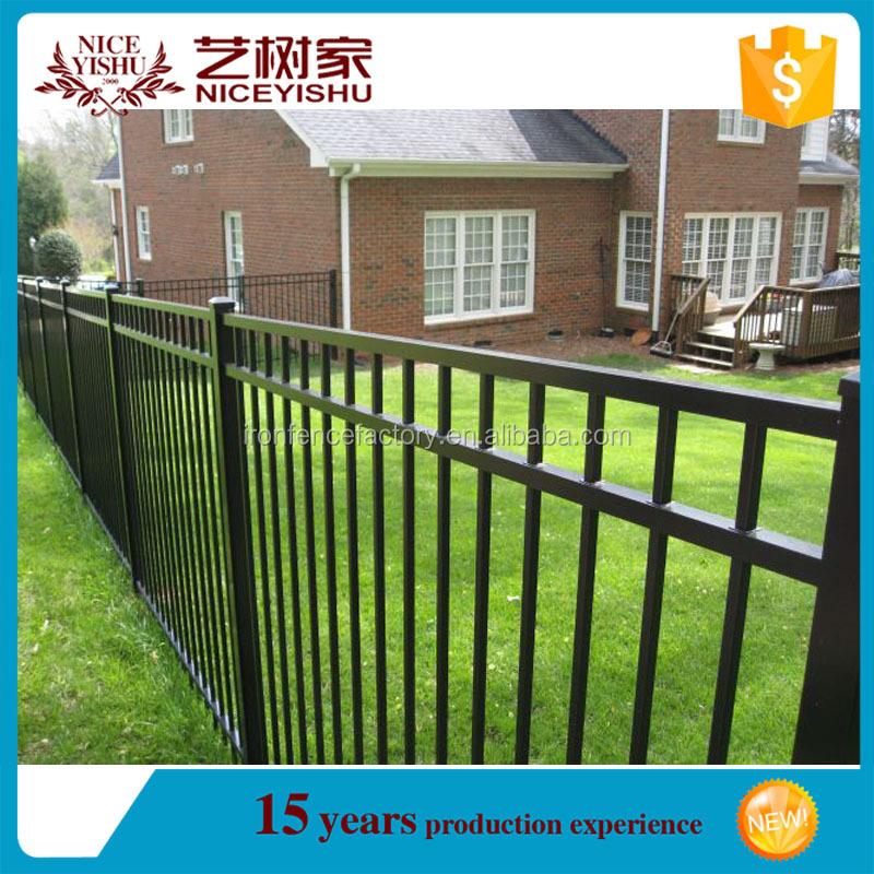 fence buy wrought iron garden fence beautiful iron fence iron fence