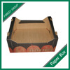 2016 CHINA BUYER BEST PRICE CORRUGATED RECYCLED PAPER FOOD STORAGE TRAY