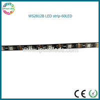 5050 smd rgb led strip ws2811 IC ws2812b 60 pixel led strip
