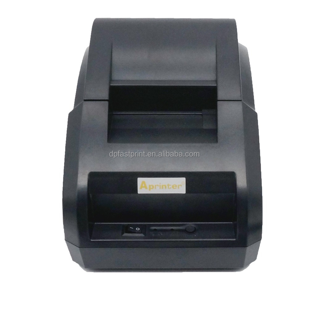cheap 58mm high qualified thermal bill pos printer