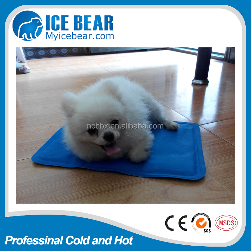 for your selection New Products 2017 Innovative Pet Cooling PCM Pad Dog Keep Cool Mat Cat Cooling Pads