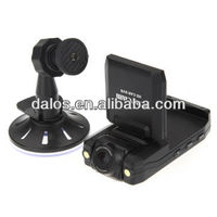 Portable Car DVR P5000 2.0 inch LTPS 1280*960 HD Screen Car Black Box Traffic Recorder 270 Degree Car Video Camera DVR