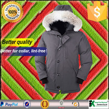 Good market high quality genuine top brands winter clothing