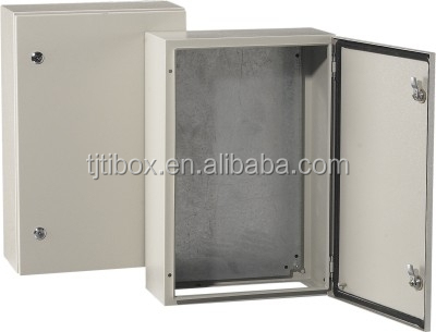 TIBOX Metal Case Factory Price Metal Enclosure Junction Case for Power Supply