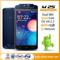Cheap GPS Wifi 1GB RAM android 4.2 quad core techno mobile phone