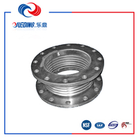 304 metal flange connection bellows expansion joint