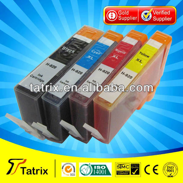 for HP 920 XL , Top Rate 920 XL Ink Cartridge for HP 920 XL , With 2 Years Warranty