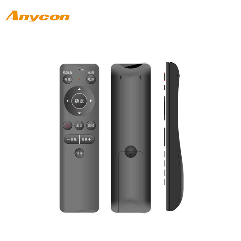 manufacturer 2.4G wireless ABS radio tv remote control
