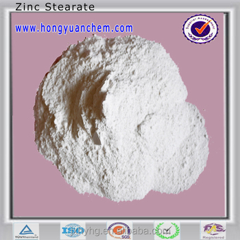 CAS NO:557-05-1 Pro environment chemical pvc stabilizer zinc stearate for car brake pads