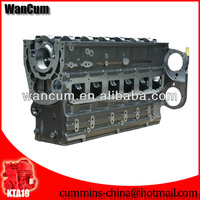 Diesel Crane Engine Parts Cylinder Block 3811921 for K19