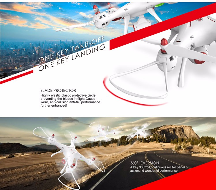 SYMA X8SW High Quality Aerial Photography FPV Drone