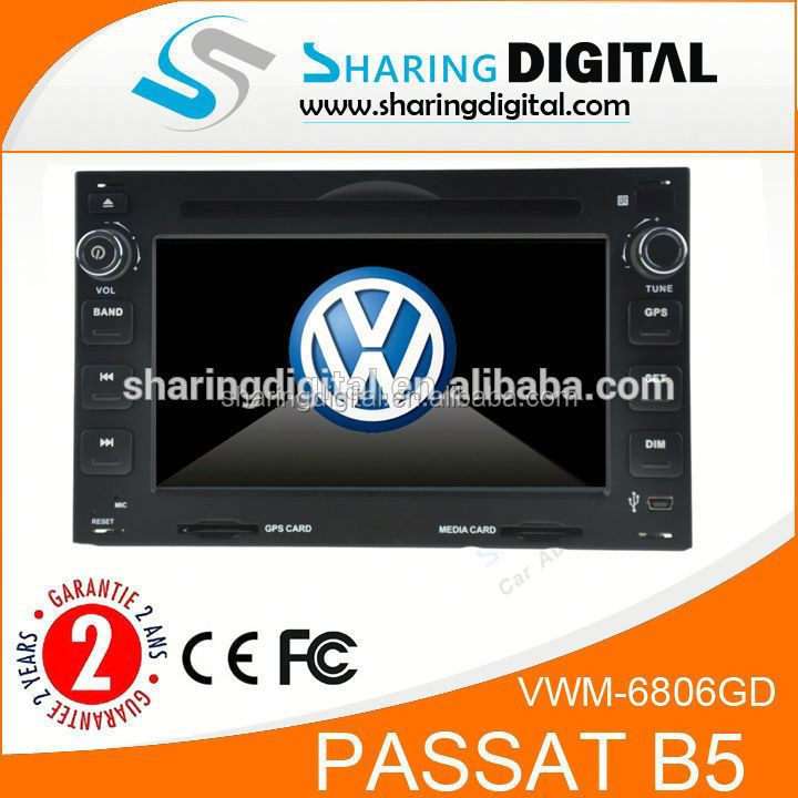 Fashion NAVI in 2014 with Canbus option for Volkswagen in dash dvd