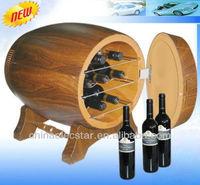 barrel Wine refrigerator