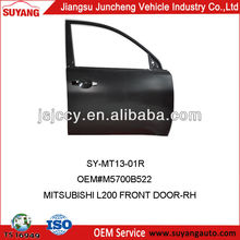OEM/Genuine Style Front Door For Mitsubishi L200 Car Parts
