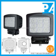 "90W 5.3"" inch Led Work Working Light For ATV SUV off road 4x4 heavy equipments Truck Jeep Motorcycle Boat 2290p"