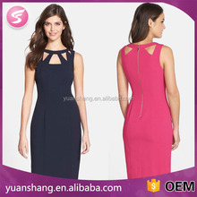 Young Ladies Sexy Bodycon Midi Evening Dress
