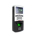TCP/IP Network Keypad RS485 Fingerprint Access Control with U disk USB