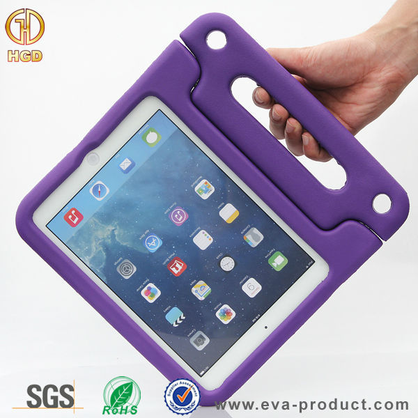 New Hot Item Kid Proof For Apple Ipad 5 Case , For Apple Ipad Air Protective Case