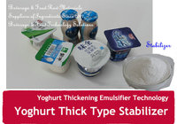 New Technology food additives best selling in Japan for sour yoghurt and sour milk stabilizer