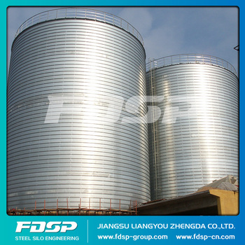 Bulk Storage Silo for Wheat Flour Mill and Rice Flour Mill