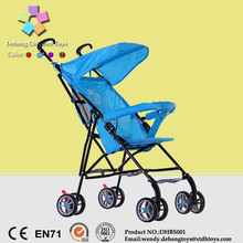 Easy fold baby stoller 2 in 1 stroller for baby smart baby stroller with rain cover