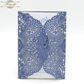 MR100 New Design Wedding Decorations Invitation Card Laser Cut Crafts Delicate Card