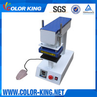 5x5 Plate Heat Press Manufacturer Pnematic Stick Size Heat Press