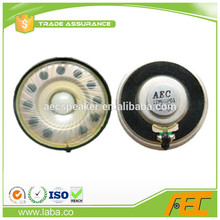 Best Quality 8ohm 2w Plastic Speaker 2 Inch with Waterproof Function