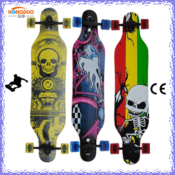 skateboards with big wheels