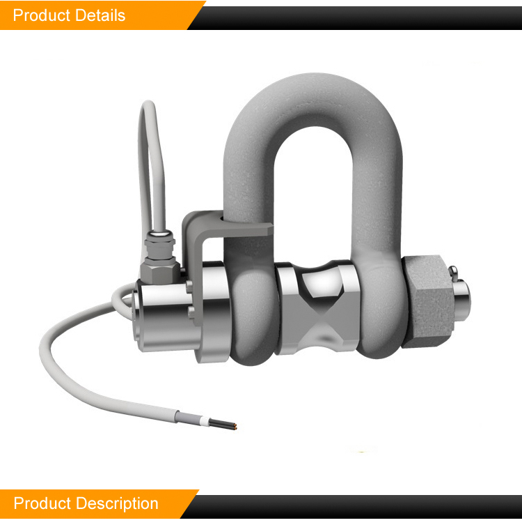 High quality underwater load cells bow shape stainless steel shackle
