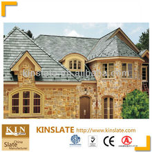 Jiujiang slate 100% environment Grey Roofing slate tiles