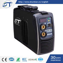 SHUNTE Electric Mma Inverter Mini Micro Three Phase Single Phase Portable Arc Welding Machine