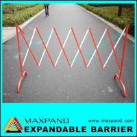 Parking Safety Expandable Retractable Fence Barrier