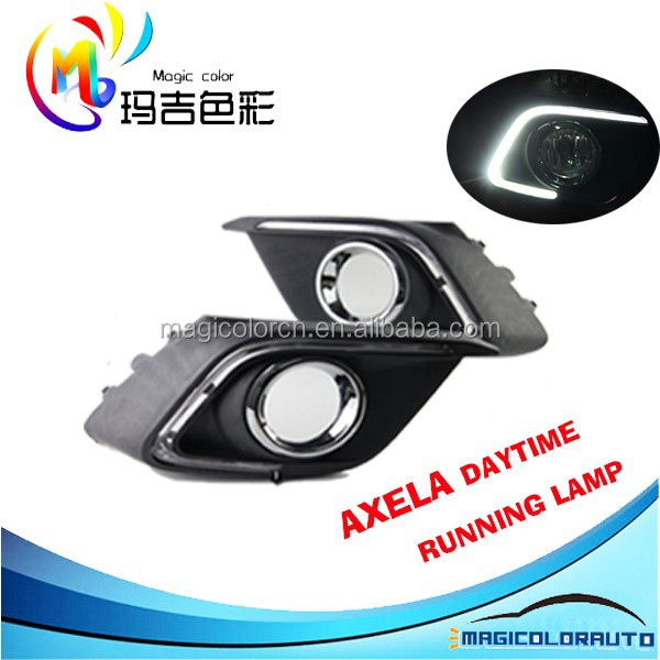 Good Quality Front Fog Lamp Cover for Mazda3 2014